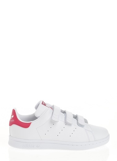 adidas Adidas Çocuk Spor Ayakkabı B32706 Stan Smith Cf C Beyaz